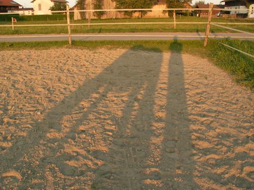 Joschi und ich... :-)